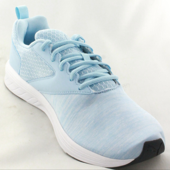 923a3e91d1b32b ONLY 2 LEFT PUMA NRGY Comet Cerulean Running Shoes